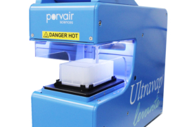 Porvair Sciences launches new generation Ultravap Levante nitrogen blowdown sample evaporator